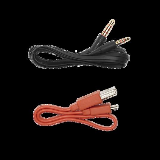 JBL TUNE 700BT - Black - Wireless Over-Ear Headphones - Detailshot 7