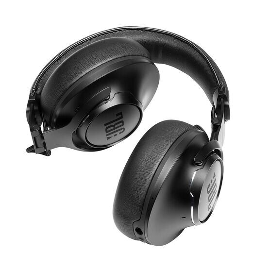 JBL CLUB ONE - Black - Wireless, over-ear, True Adaptive Noise Cancelling headphones inspired by pro musicians - Detailshot 2