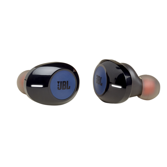 JBL Tune 120TWS - Blue - True wireless in-ear headphones. - Detailshot 1
