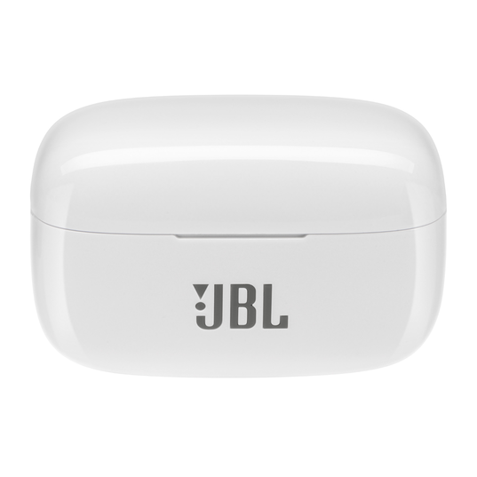 JBL Live 300TWS - White Gloss - True wireless earbuds - Detailshot 4