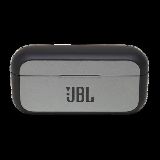 JBL Reflect Flow - Black - Waterproof true wireless sport earbuds - Detailshot 4