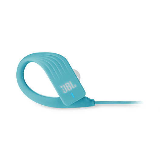 JBL Endurance SPRINT - Teal - Waterproof Wireless In-Ear Sport Headphones - Detailshot 4