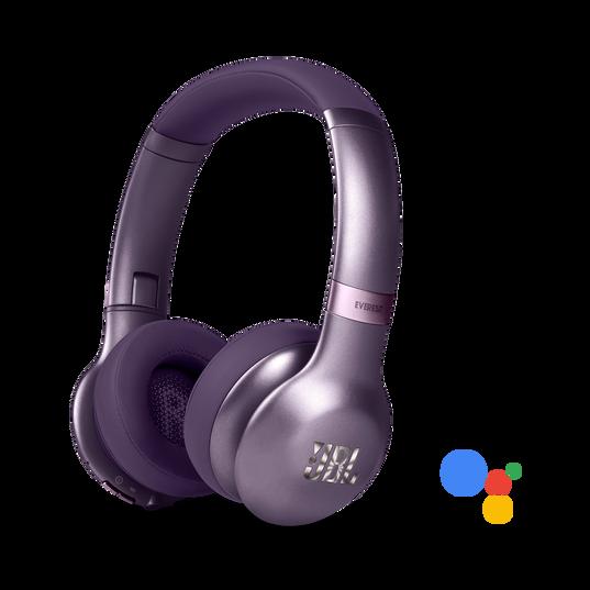 EVEREST™ 310GA - Purple - Wireless on-ear headphones - Hero