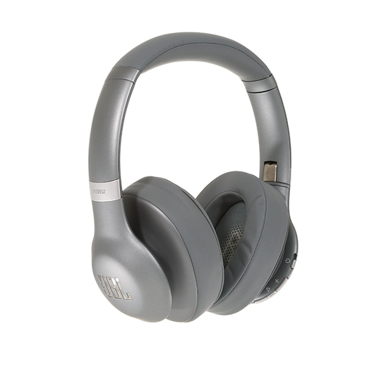 JBL EVEREST™ 710 - Silver - Wireless Over-ear headphones - Detailshot 15