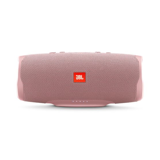 JBL Charge 4 - Pink - Portable Bluetooth speaker - Hero