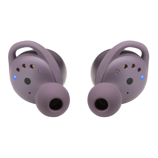JBL Live 300TWS - Purple - True wireless earbuds - Back