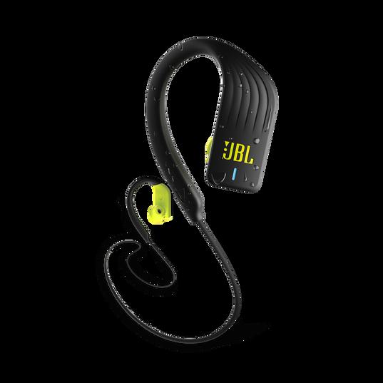 JBL Endurance SPRINT - Yellow - Waterproof Wireless In-Ear Sport Headphones - Hero