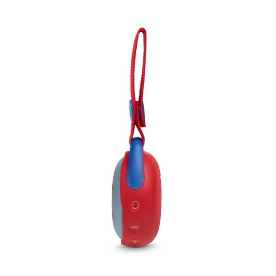 JBL JR POP - Red - Portable speaker for kids - Detailshot 2