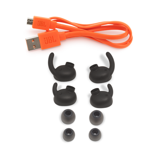 EVEREST 110GA - Gun Metal - Wireless in-ear headphones - Detailshot 3