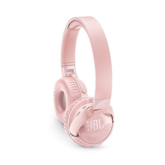 JBL TUNE 600BTNC - Pink - Wireless, on-ear, active noise-cancelling headphones. - Detailshot 1