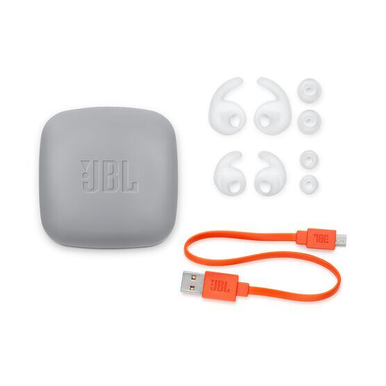 JBL REFLECT MINI 2 - Teal - Lightweight Wireless Sport Headphones - Detailshot 5