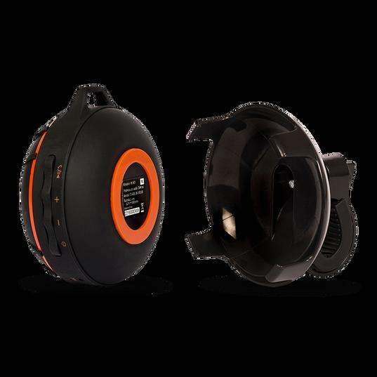 JBL Wind - Black - 2 in 1 - On the road and on the go speaker - Detailshot 2