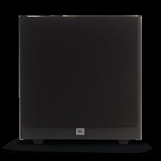 JBL Stage A120P - Black - Home Audio Loudspeaker System - Front