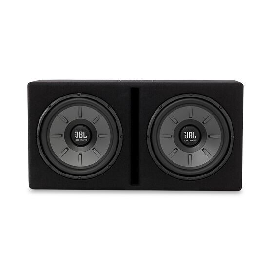 Stage 1220B subwoofer enclosure