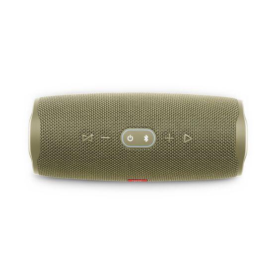 JBL Charge 4 - Sand - Portable Bluetooth speaker - Detailshot 1