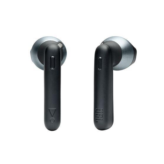 JBL TUNE 220TWS - Black - True wireless earbuds - Hero