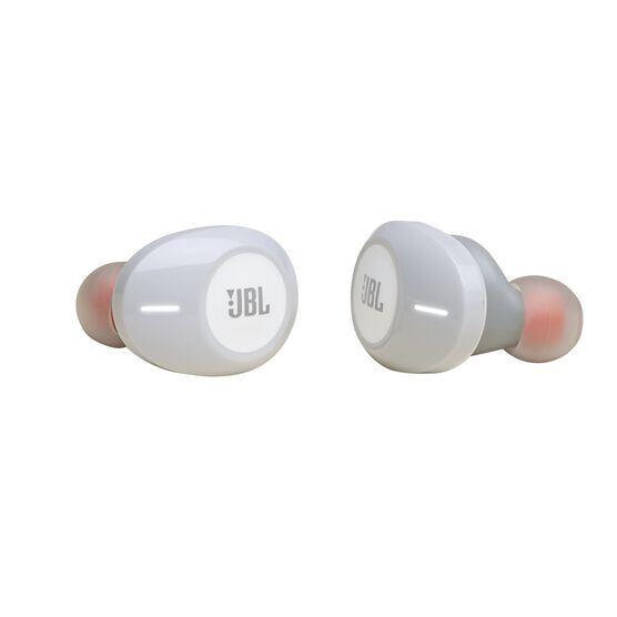 JBL TUNE 120TWS - White - Truly wireless in-ear headphones. - Hero