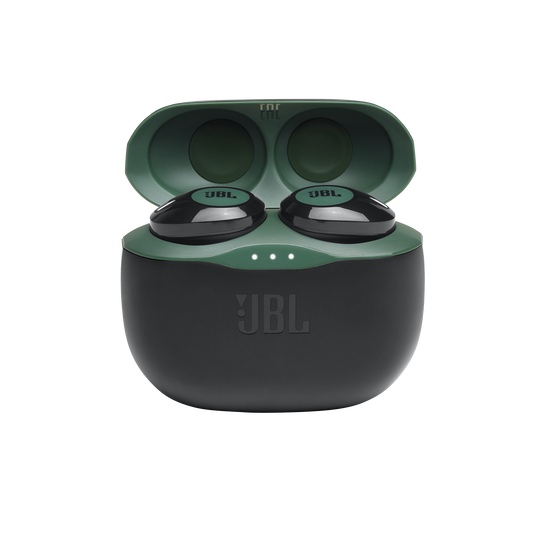 JBL Tune 125TWS - Green - True wireless in-ear headphones - Detailshot 3