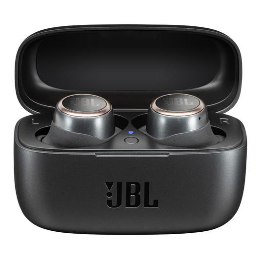 JBL Live 300TWS - Black - True wireless earbuds - Hero