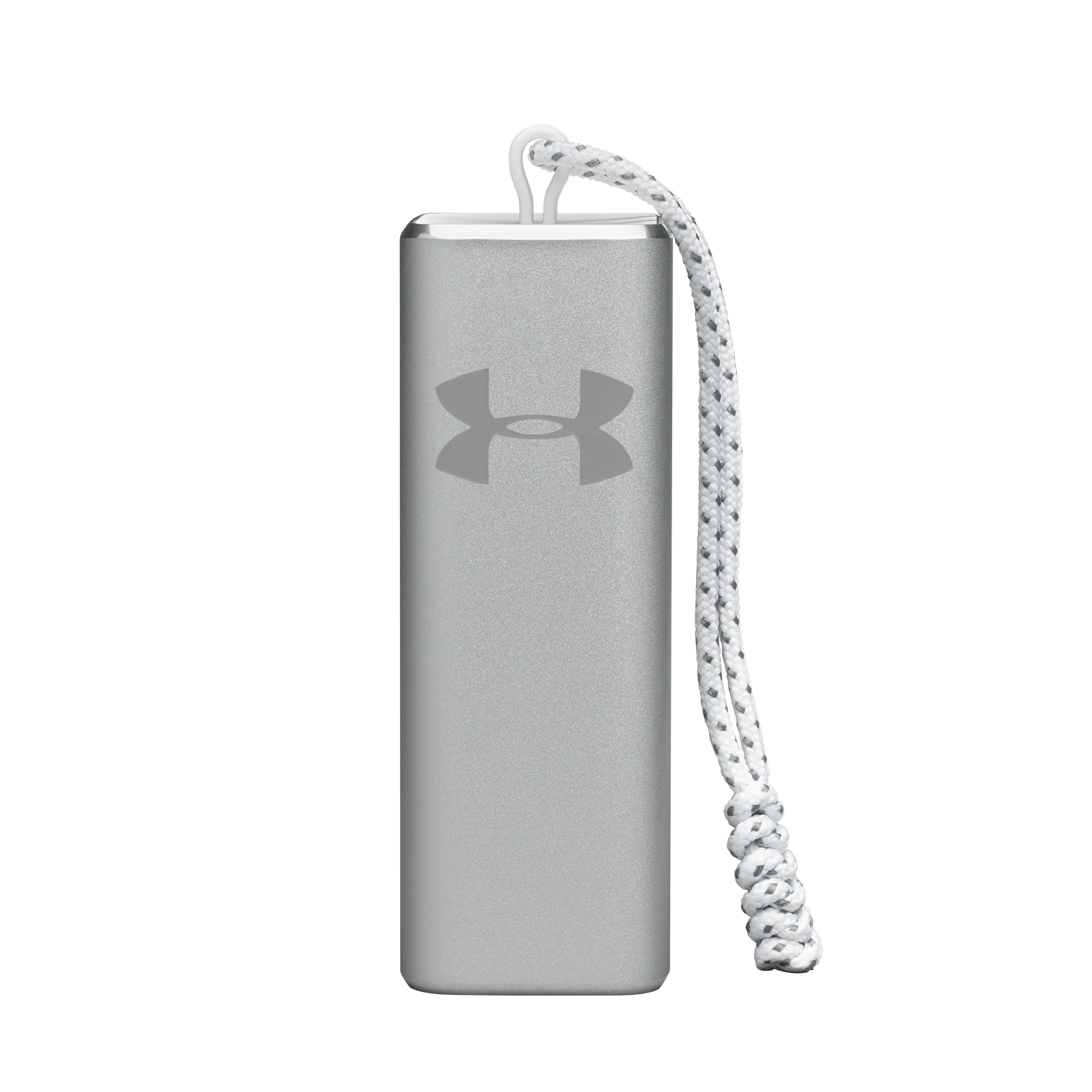 Under Armour® True Wireless Flash – Engineered by JBL® - White - Truely wireless sport headphones for your every run, with JBL technology and sound. - Detailshot 8
