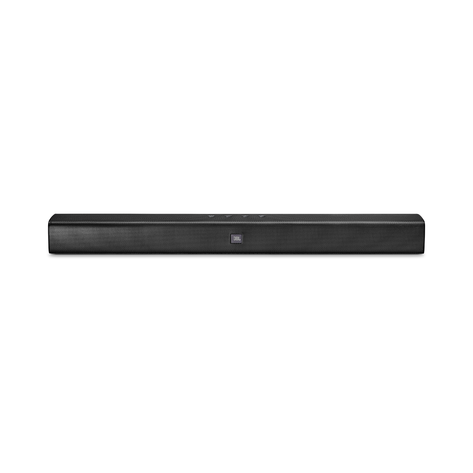 JBL Bar Studio - Black - 2.0 - Channel Soundbar with Bluetooth - Front
