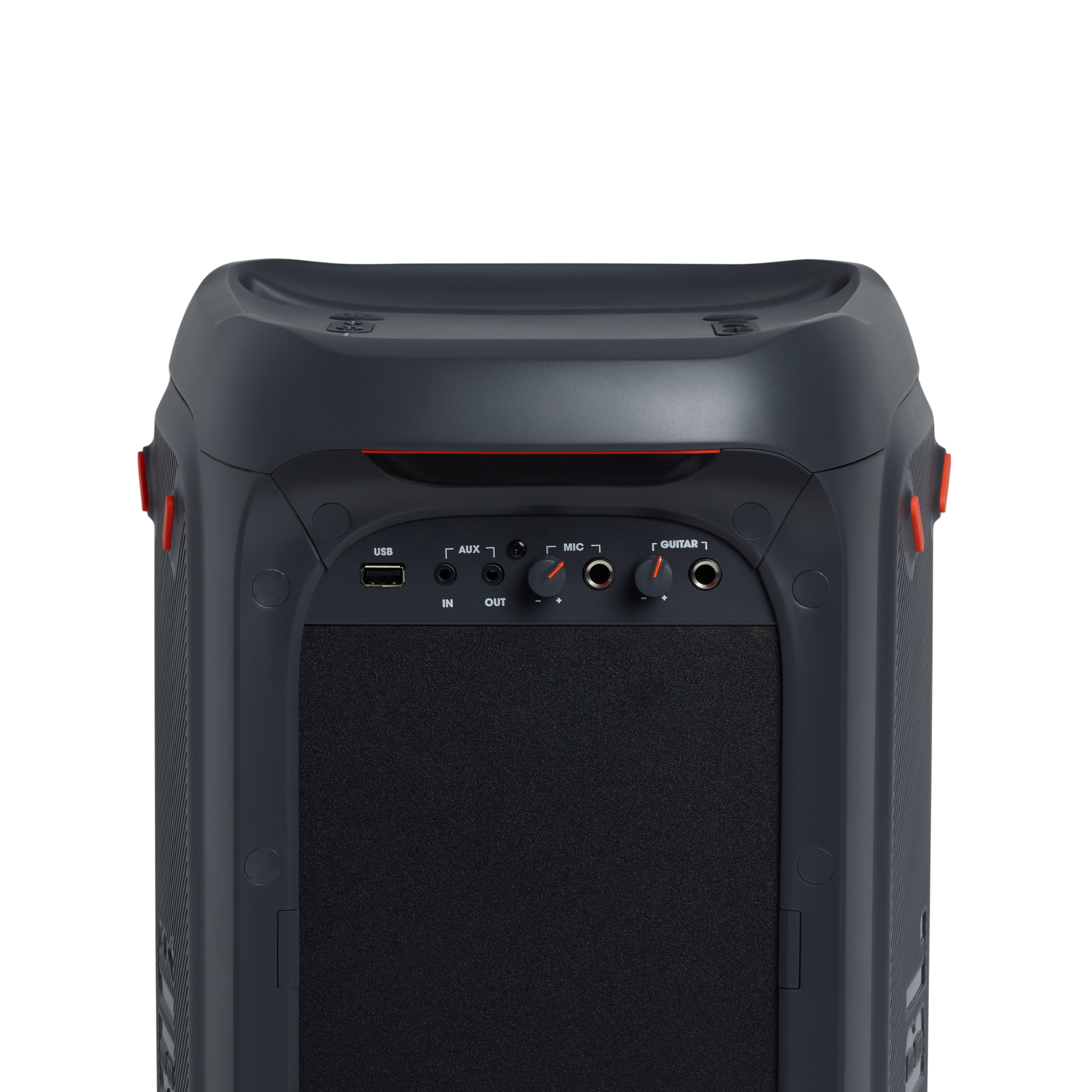JBL PartyBox 100 - Black - Powerful portable Bluetooth party speaker with dynamic light show - Detailshot 5