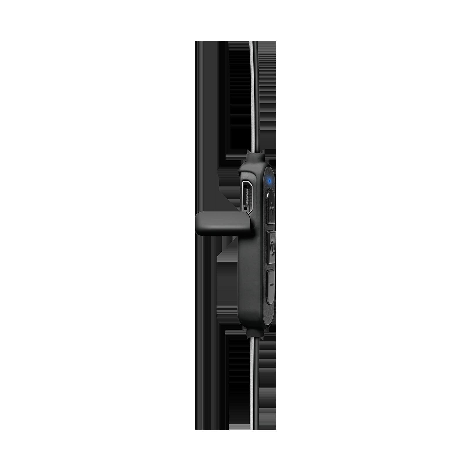Reflect Contour - Black - Secure fit wireless sport headphones - Detailshot 2