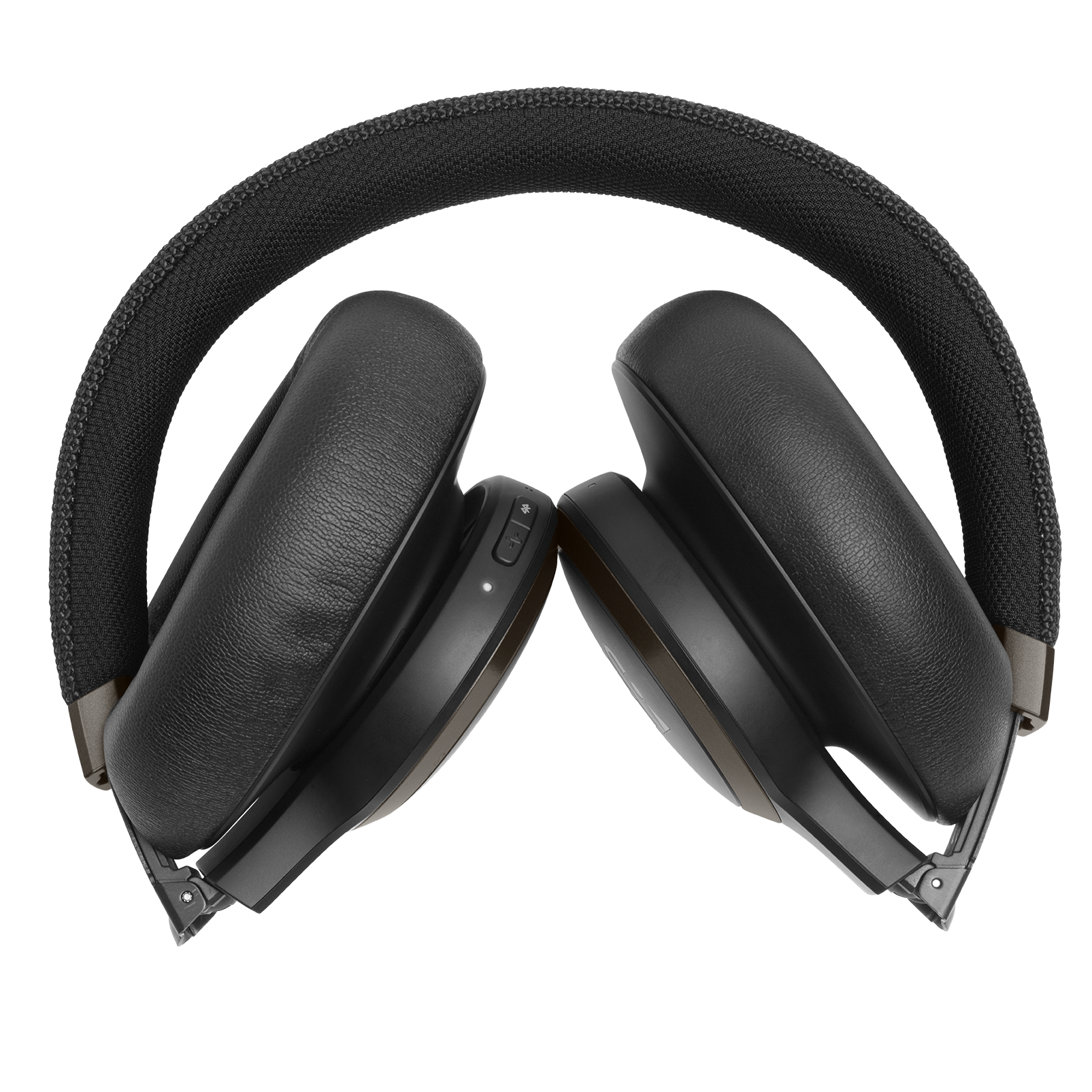 JBL LIVE 650BTNC - Black - Wireless Over-Ear Noise-Cancelling Headphones - Detailshot 8